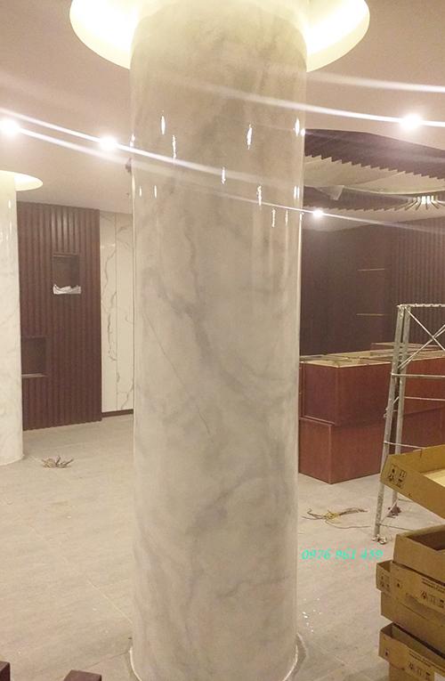 sơn giả đá marble